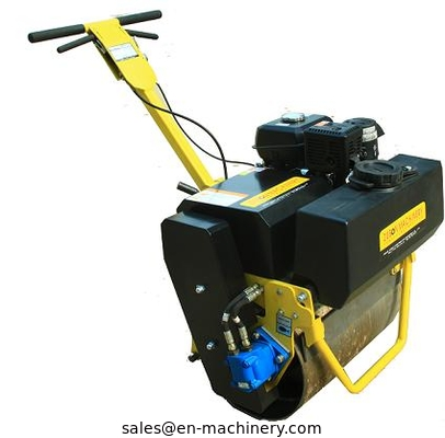 China Construction machine Single Drum Vibratory Road Roller (YT450) distributor