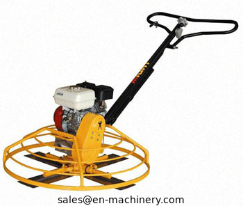 China Construction Machinery Power Trowel with Engine Honda or Robin distributor