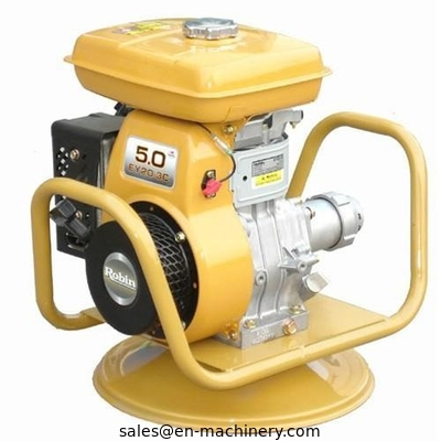 China 3 Inch Water Pump with Frame Construction Machinery Concrete Tools distributor