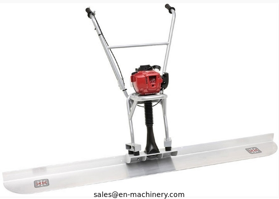 China Concrete Laser Screed Machine Concrete Floor Leveling Machine With Honda Engine distributor