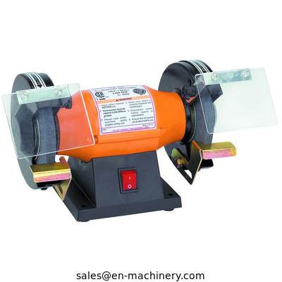 China Grinder of Electric Machine Double Wheel Table Bench Grinder (MD3212C) distributor