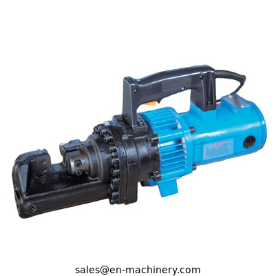 China Cutting Machine with Small Portable Electric Steel Bar Cutter distributor