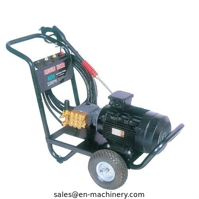 China Electric High Pressure Washer and Portable Washer with two wheels distributor
