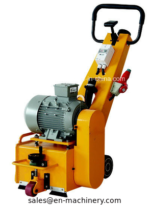 China Electric Concrete Road Milling Machine for Road Construction distributor