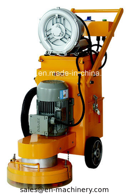 China Concrete Vacuuming Grinding Machine with CE from Factory of Construction Machine distributor
