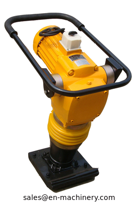 China DYNAMIC vibrating and tamping rammer with CE Driven by Diesel Engine distributor