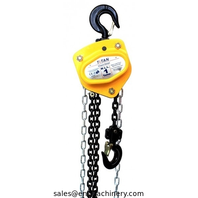 China Electric Chain Block Lifting Equipment and 1.5 Ton Chain Hoist Motor Electrical distributor
