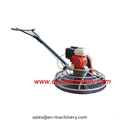 China HONDA engine ride-on power trowel/Concrete Finishing Trowel Machine factory