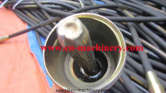 China Manufacturer concrete vibrator shaft hose Pin Type Janpanese malaysian type distributor