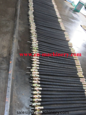 China ZN type concrete vibrator rod / reinforced concrete iron rods factory