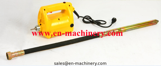 China Foreign type concrete vibrator driven by electrical vibrator or engines distributor