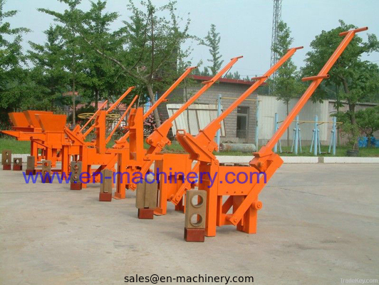 China China 1-40 Brick Making Machine/Cement Block Making Machine Brick Machine distributor