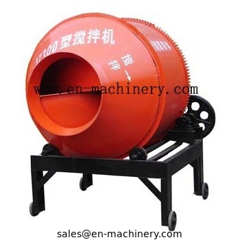 China Gasoline/diesel engine small sell loading portable electric cement mixer distributor
