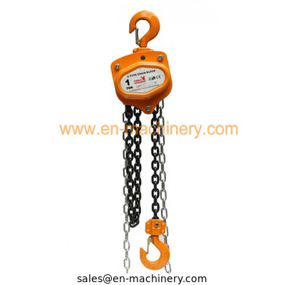 China Chain hoist,chain block in vital yellow color with electric chain block hoist distributor