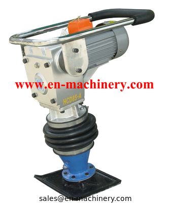China Tamping Rammer with Honda 3HP 78kgs Construction Machinery Tools distributor