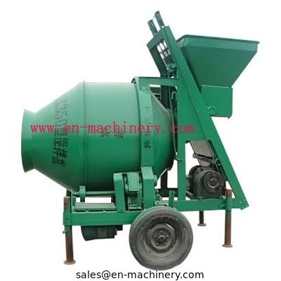 China Concrete Truck of Consturction Equipment Machinery  with Hydraulic Hopper factory