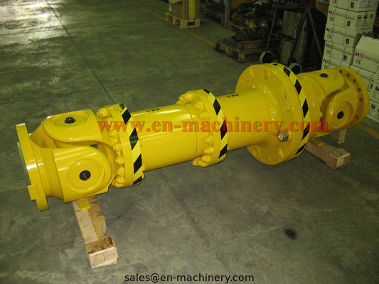 China Pto Shaft Clutch Shaft Clutch Agricultural Wide Angle Joint For Cardan Shaft distributor
