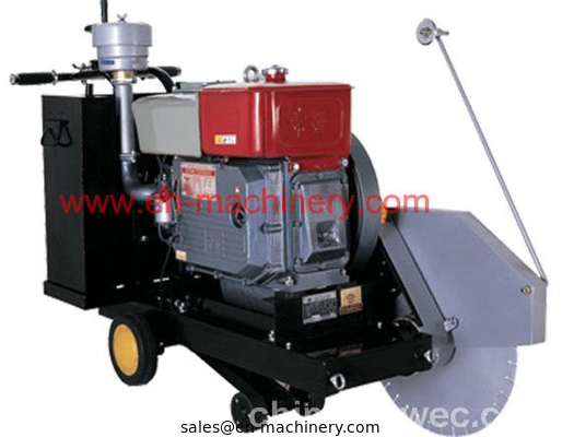 China Walk behind Paving Cutter Construction Tools Saw with Robin Engine factory