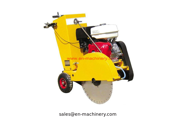 China Saw Tools Concrete Road Cutter Machine with Honda or Robin Engine OEM design factory