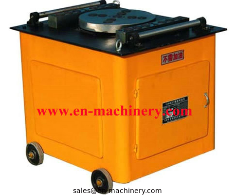 China Bender and Cutter for Steel Bar/ Multifunctional Wire Stirrup Machine distributor