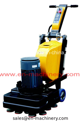 China Walk Behind Floor Grinding Machine with CE with Concrete Floor Machine distributor