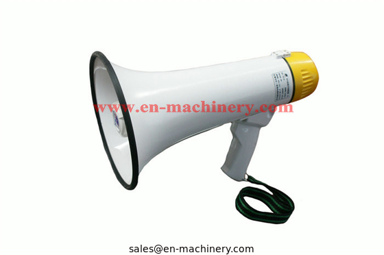 China Handhold Megaphone with Inbuilt Microphone Rechargeable Handy Portable Megaphone distributor