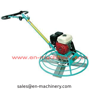 China Gasoline Concrete Road Power Trowel with Honda Engine (CDM100) distributor