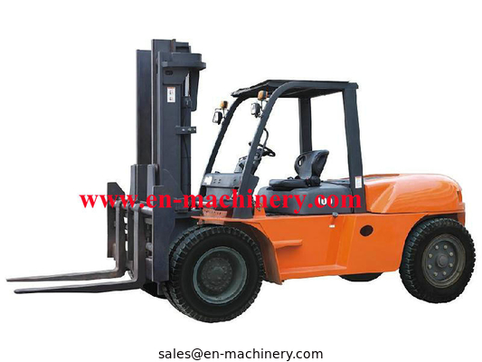 China Electric Forklift Truck with Solid Tire 1T  with 4500mm max Lift Height distributor