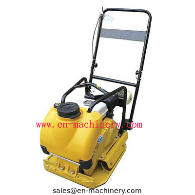 China Compactor Concrete Plate Compactor with CE Gasoline Ribon Engine distributor