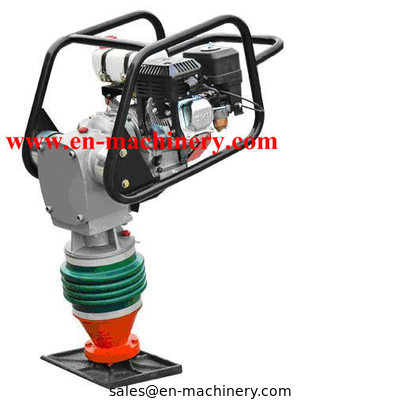 China Rammer  Vibrating Tamping Rammer with Gasoline Engine Honda Gx160 distributor
