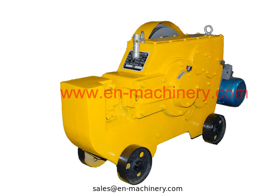 China Bar Bender Steel of China Machine Small Cutting machine GQ40 with 3KW distributor
