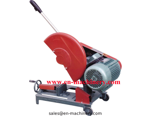 China Electric Cut off Saw Machine with Portable Steel Cut off Saw distributor